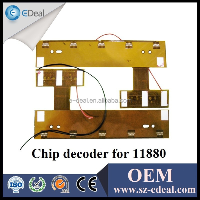 Chip decoder for Epson 11880 chip decoder