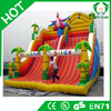 2016 Cheap commercial giant inflatable fire truck slide,giant inflatable pool slide for adult,small indoor inflatable slide