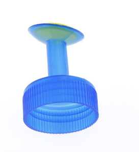 Plastic Portable Spray Nozzles Water Bottle Cap Sprinkler Heads for Houseplants Flowers