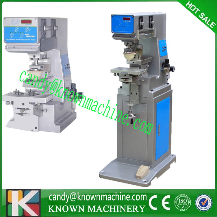 Manual tampografia pad printing machine