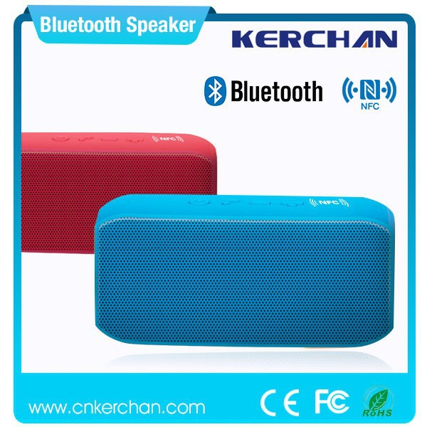 2015 newest portable speaker mic model speaker keyboard with speaker