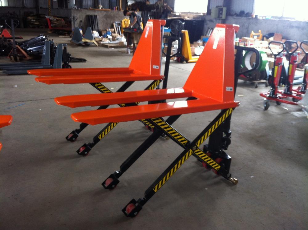High Lift Pallet Jack | Jorgenson Material Handling  |High Lift Pallet Jack