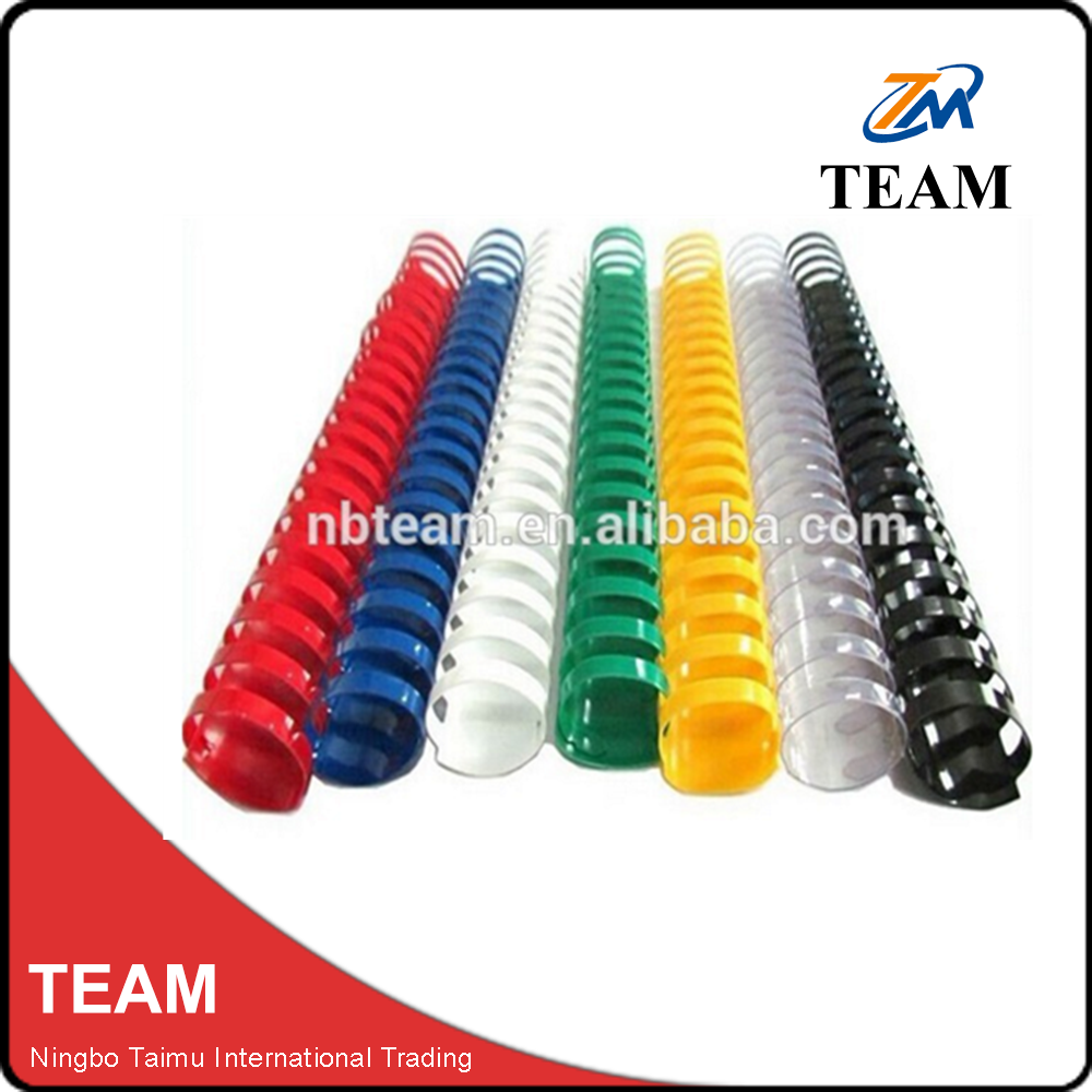 A4 PVC BINDING KAM PLASTIC BINDING 21 RING