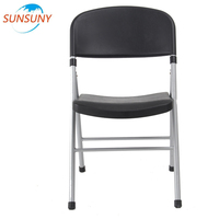 Plastic stackable z dining chair