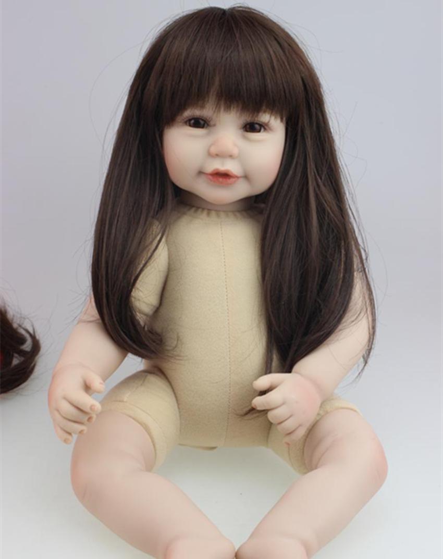 Reborn Doll Wigs White Wigs Online