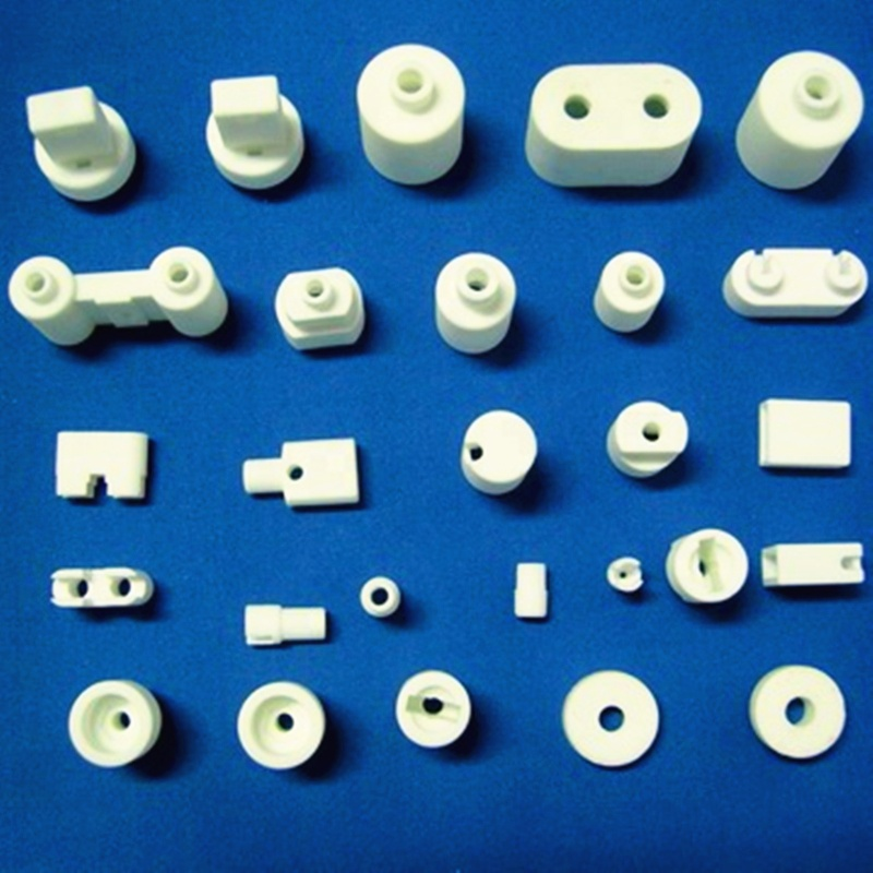High temperature <strong>ceramic</strong> parts for lamp