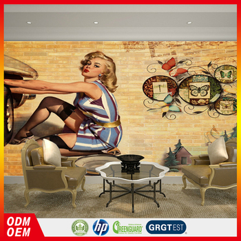 Marilyn Monroe Schöne Vintage Foto Wand Tapeten Wandbilder Für Hotel ...
