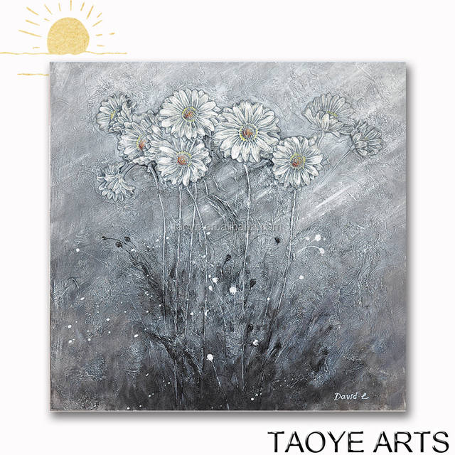 Buy cheap china oil painting from picture products find china oil 2016 white flower oil painting pictures for fabric painting flower mightylinksfo