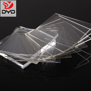 Competitive price 1mm milky white acrylic sheet