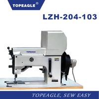 TOPEAGLE LZH-204-103 four points 3 steps heavy duty leather sofa set