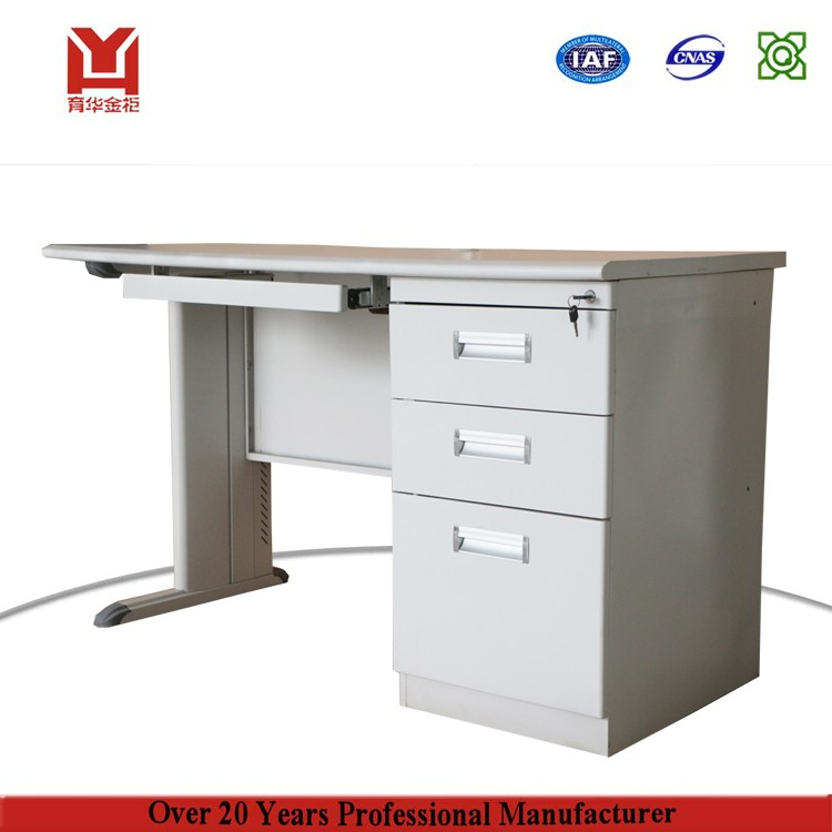 Modern home office furniture cheap laminated steel for Y h furniture trading