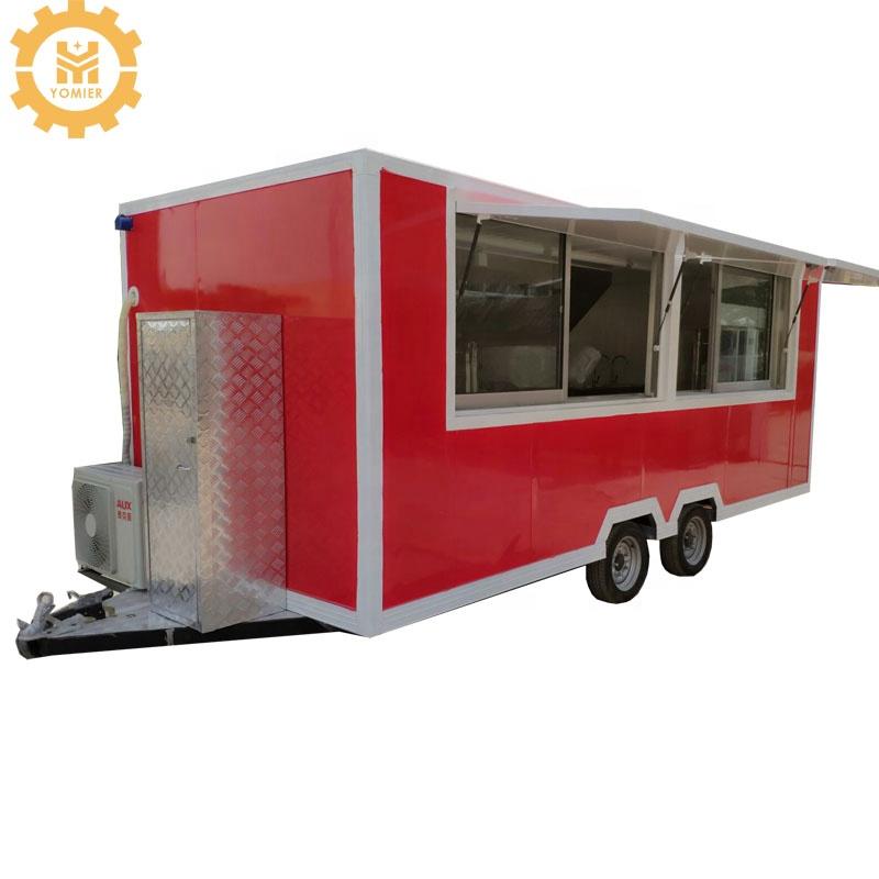 Street Outdoor Food Kiosk Design/Shawarma Kiosk Food Mobile/Mobile Food  Kitchen Kiosk, View Mobile Food Kitchen Kiosk, Yomier Product Details from