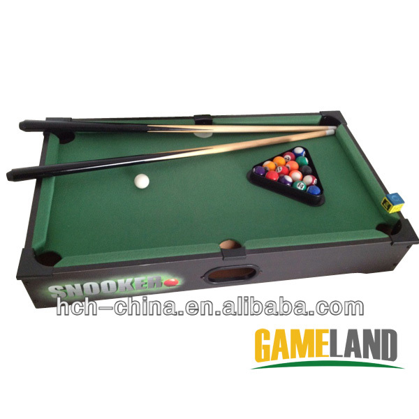 Mini Table Top Pool Table, Mini Table Top Pool Table Suppliers And  Manufacturers At Alibaba.com