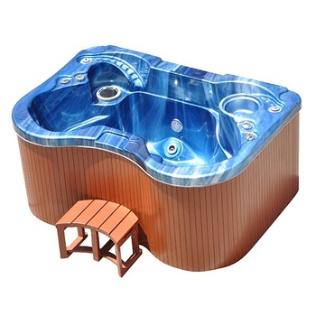 Outdoor Mini Jacuzzi.2 Person Mini Hot Tub Surfing Outdoor Spa With 27 Massage Jets Buy Hot Tub Surfing Outdoor Spa 2 Person Hot Tub Massage Hot Tub Product On