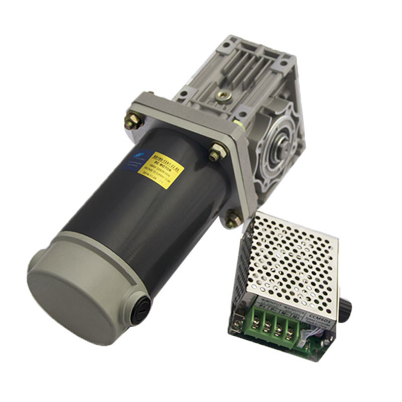 60MM High Torque Gear Motor Price With DC Input DC Output Speed Controller