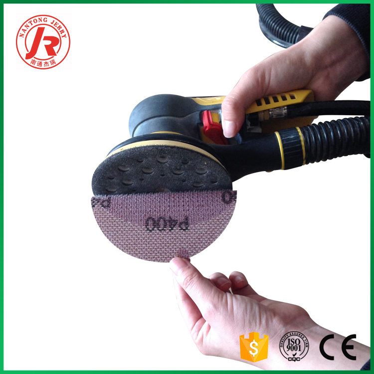 5 inch abrasive velcro sanding disc, same performance as Mirka Abranet
