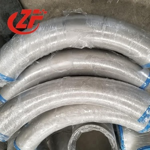 stainless steel pipe bending