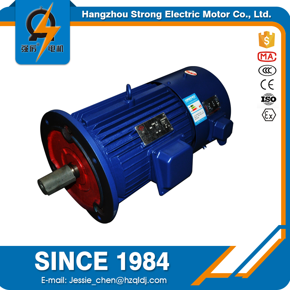China merchandise ac frequency rotor stator variable motor