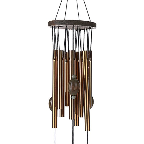 Wind Chimes - 1 Piece 62 cm Antirust Copper Wind Chimes Lovely Outdoor Living Yard Garden Decorations Birthday Gifts