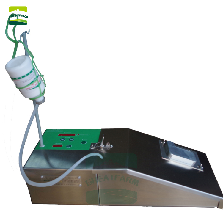 Automatic Continuous Vaccine machine Efficient vaccine machine Vaccinator for poultry Veterinary continuous vaccinator syringes