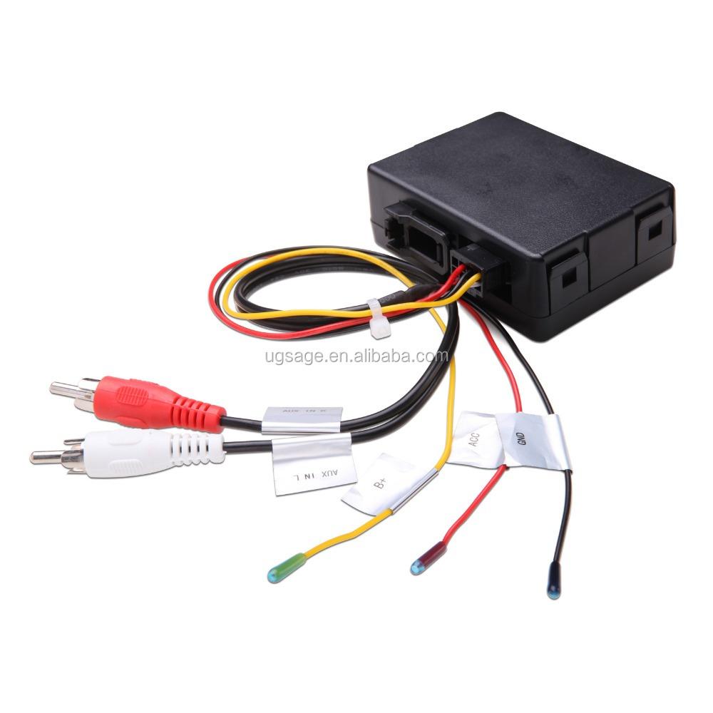 Car stereo radio Optical Fiber Decoder Most Box for Mercedes E//SLK//CLK Class