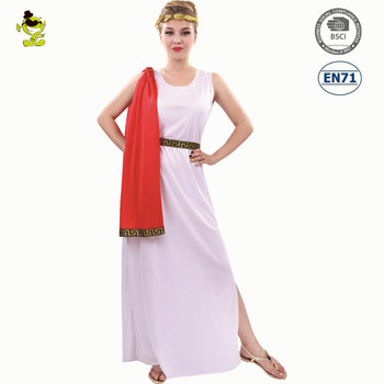 628a5ddb59c Halloween Carnival Party Cheap White Women Greek Roman Toga Costume Goddess  Fancy Dress Costume - Buy Fancy Dress,Roman Toga Costume,Carnival Greek ...