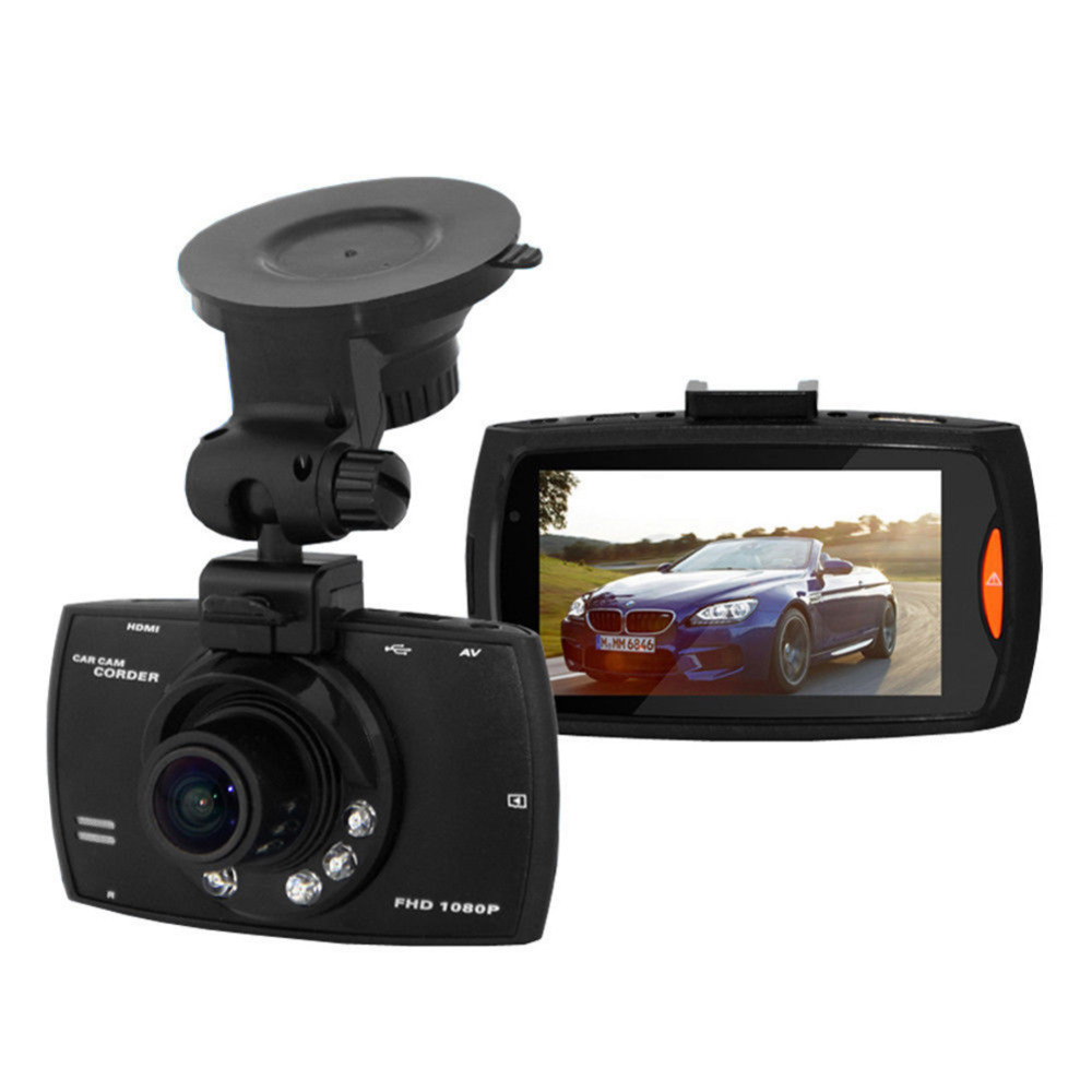2016 car dvr g30 car camera full hd 1080p night vision dash cam vehicle traveling date recorder. Black Bedroom Furniture Sets. Home Design Ideas