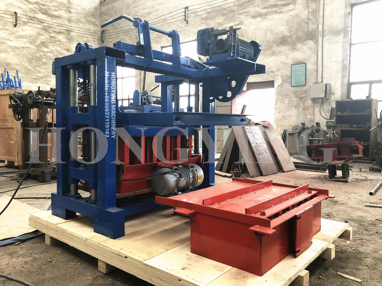 رخيصة صغيرة منخفضة المدخلات آلة كتلة الرماد المتطاير/مصنع كتلة الخرسانة في جنوب أفريقيا/تركيا آلة صنع كتلة الاسمنت