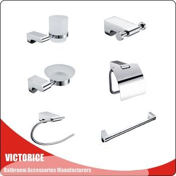 Stainless Steel Bathroom Accessory Bathroom Fittings