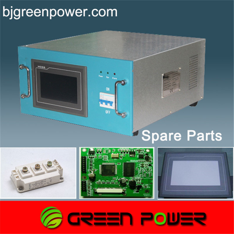 500A 1000A 3000A 5000A for tin plating 800a dc power supply for nickel plating