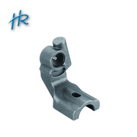 High quality Cast iron radiator clay sand casting for machine tool