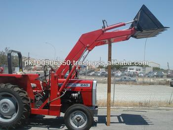 Tractor Mf 240