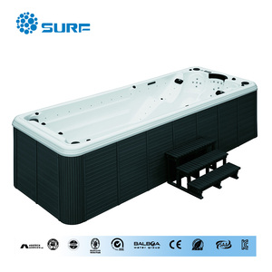 Factory Price Adult Massage Function Inground Swimming Pool Hydrotherapy Pool