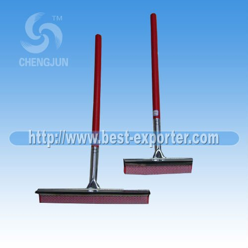 New Which sell best currently plastic window squeegee and florr squeegee W006