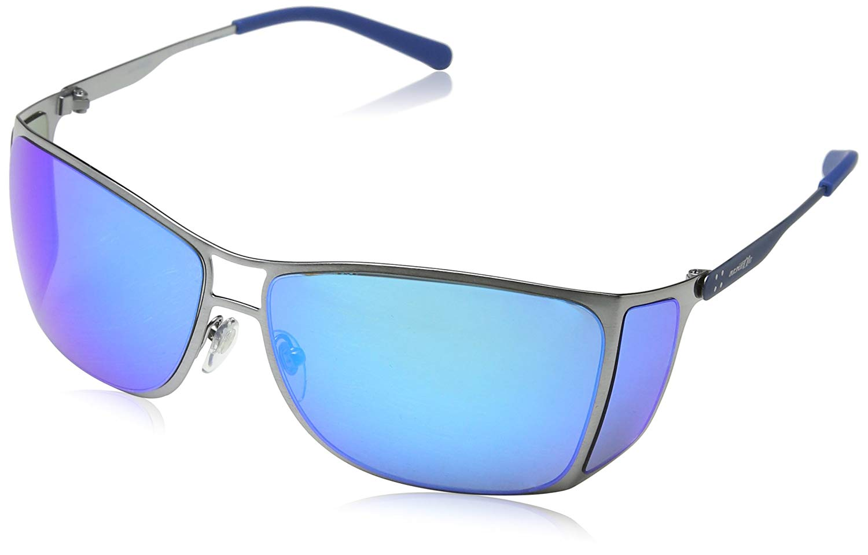 5e53423aec Get Quotations · Arnette Sunglasses Model AN3072 502 25 BRUSHED GUNMETAL