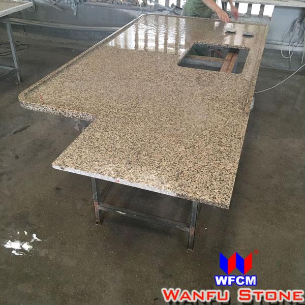 Chair Kitchen Countertop Remodel: G682 Granito Encimera De La Cocina De Diseño Moderno De
