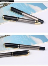 wholesale special design metal best selling ballpoint pen and roller pen