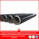 high quality grp or frp coating polyurethane foamed steel pipe