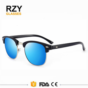 2018 Newest Design Shenzhen Plastic Glasses Manufacturer Injection Molded Fashion Rimless Sunglasses
