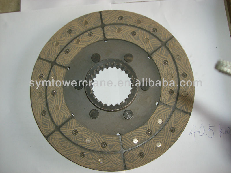 tower crane brake lining 55RCS 70RCS