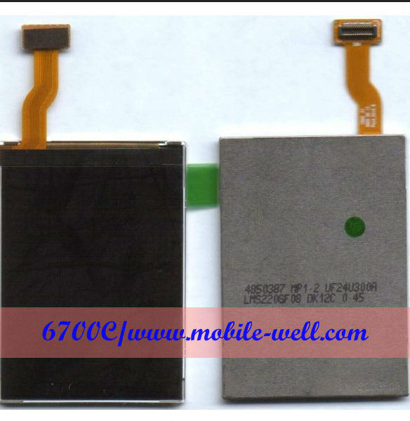 For Nokia 6700C LCD Display Screen