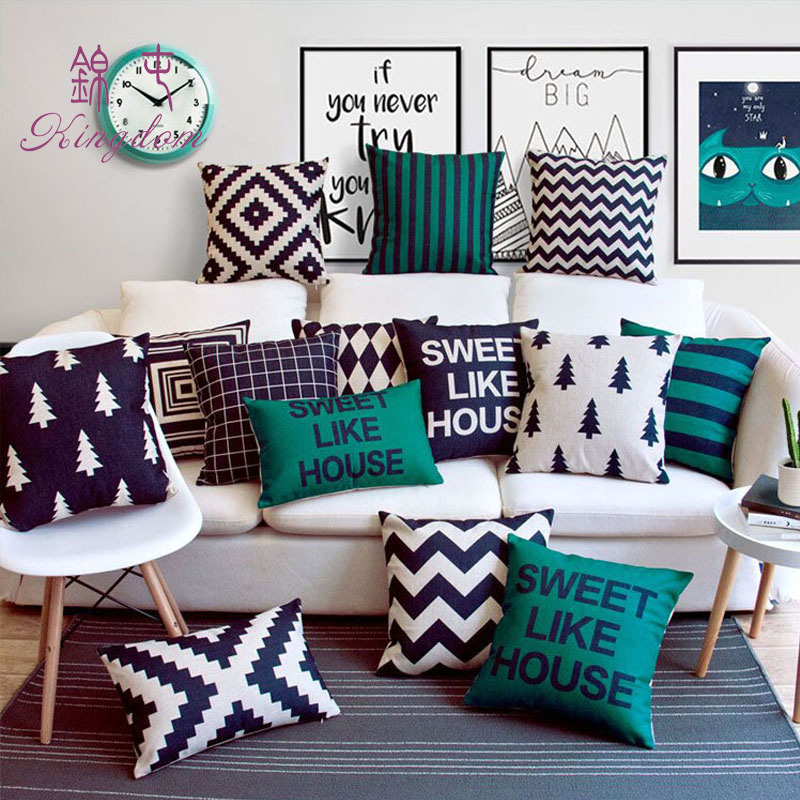 High quality home decoration modern throw pillow china wholesale