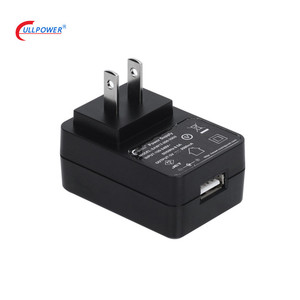 PSE Approved Japan Wall mounted 5v 2A 2.1A 2.4A USB AC DC Switching Power Adapter