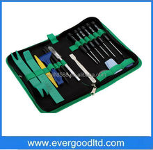 Profession Mobile Phone Repair Electricians Tool Kit BST-112 22PCS Hand Tools for iPhone iPad HTC Cell Phone Tablet PC