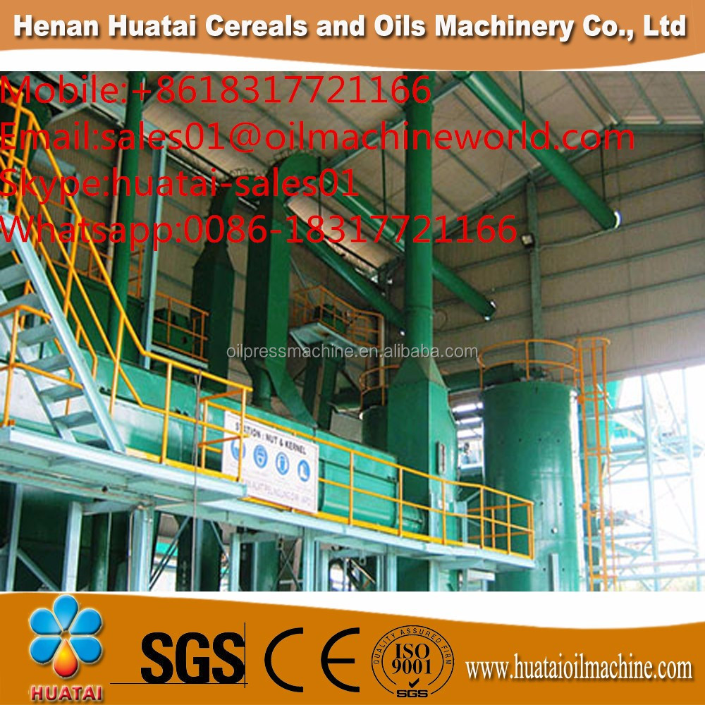 Multipurpose Palm oil Mill and Refinery Machine for Palm oil Processing