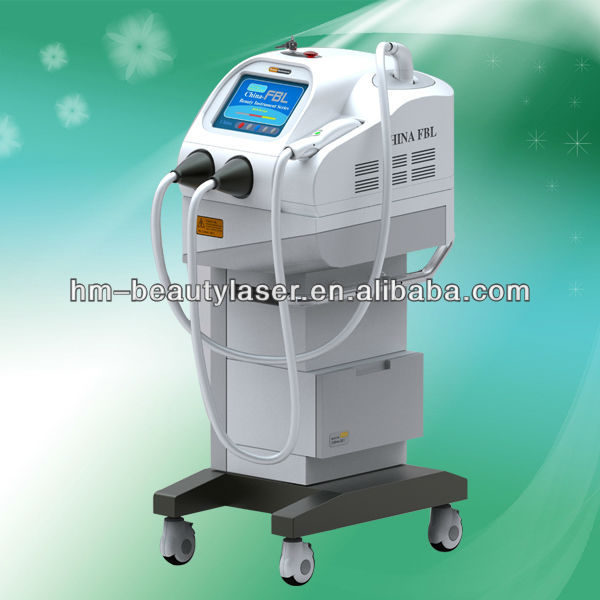 professiona ipl device for photoepilation and skin rejuvenation