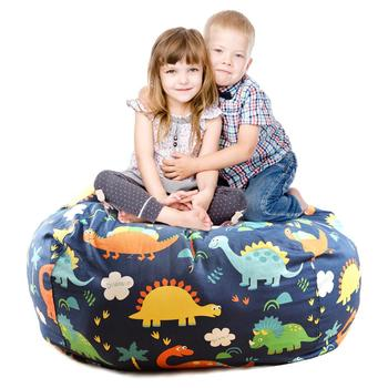 Miraculous Extra Large 38 Stuffed Animals Bean Bag Chair Cover Canvas Kids Toy Storage Zipper Bags For Unisex Boys Girls Toddlar Buy Bean Bag Kids Toy Squirreltailoven Fun Painted Chair Ideas Images Squirreltailovenorg