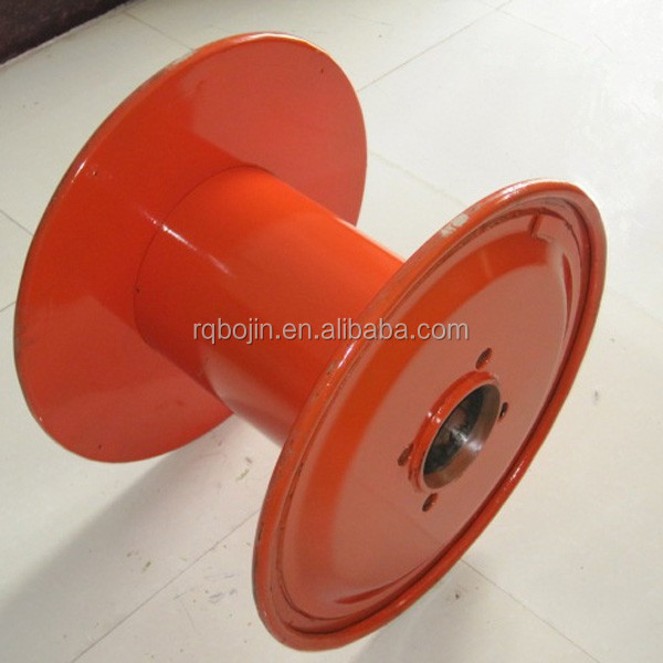 Large spools for wire metal spools