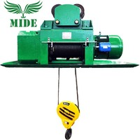 BCD Type Model Explosion-proof Wire Rope Electric Hoist
