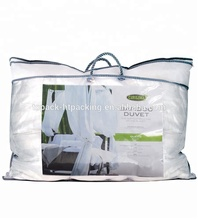 Clear PVC <span class=keywords><strong>베개</strong></span> 포장 백 Customized PVC Zipper Bag